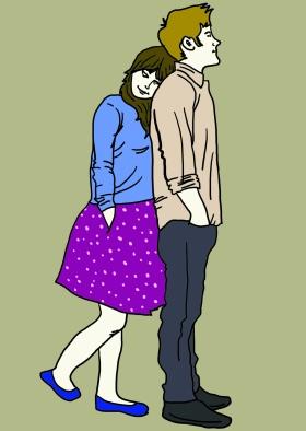 baiser couple 6 cmjn
